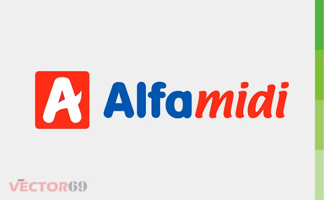 Logo Alfamidi - Download Free Vector in CDR (CorelDraw) Format