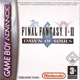 Final Fantasy I & II: Dawn of Souls ( BR ) [ GBA ]