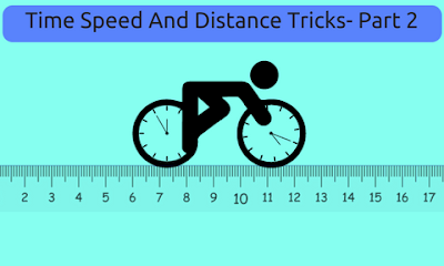 Time Speed And Distance Trick- Part 2