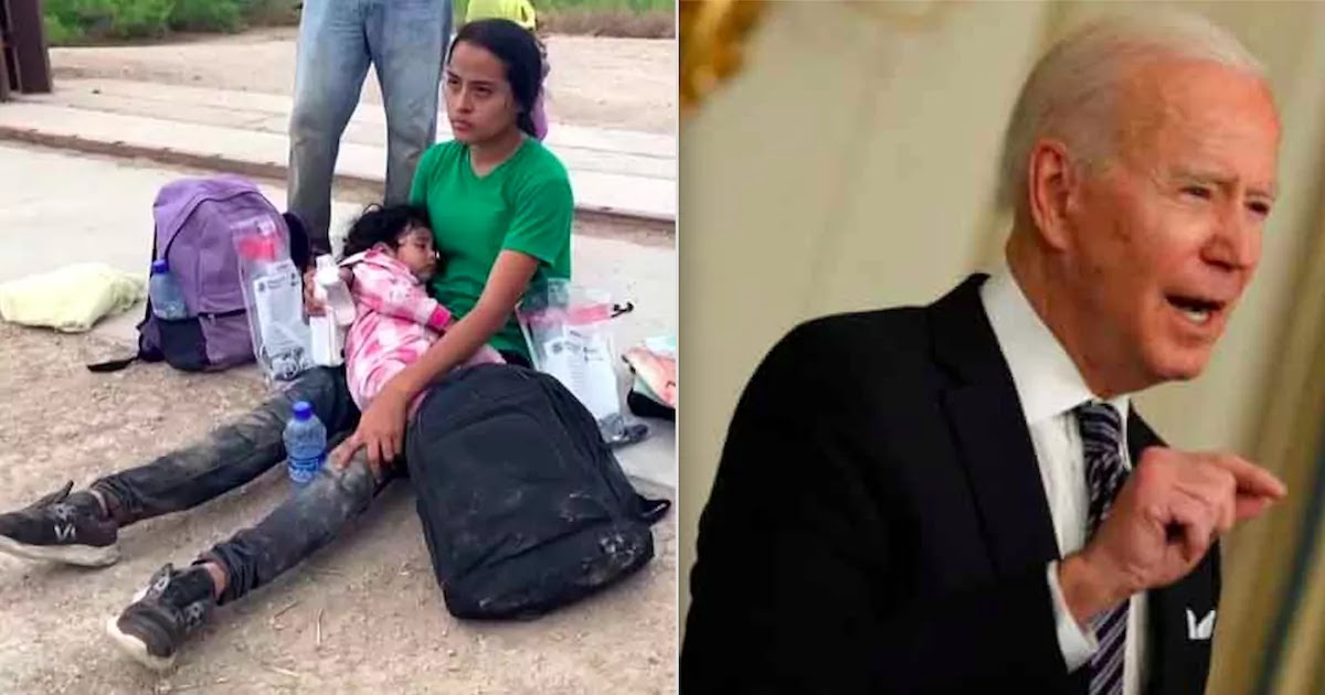 Biden To Provide $86 Million To House Illegal Migrants In Hotels At The US-Mexico Border
