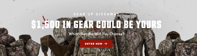 Badlands is giving outdoor enthusiasts the chance to enter to win a bundle of gear of your choice that is worth up to $1500! Be sure to enter for your chance!