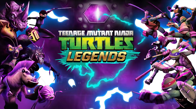 Ninja Turtles Legends Mod Apk Unlimited Money Feature