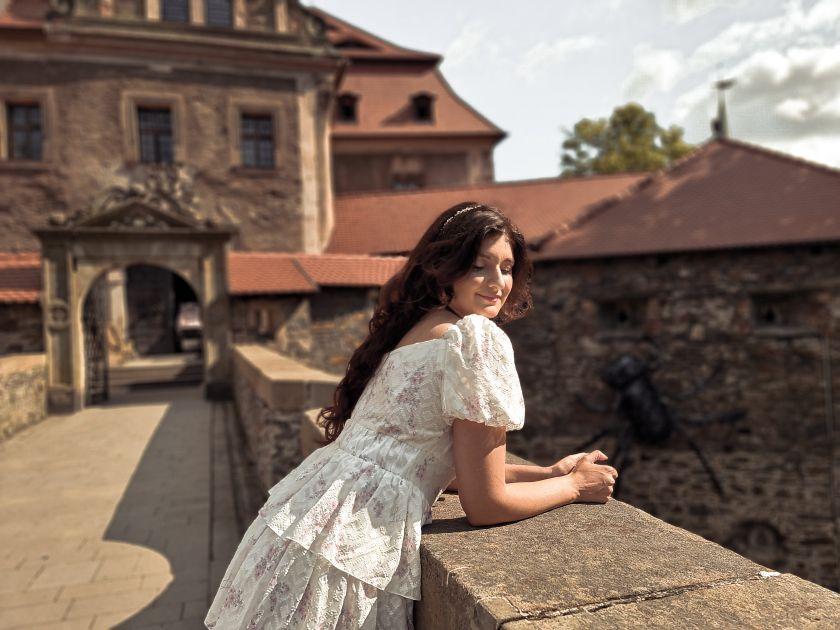 Królewna na Zamku Czocha. Plus  VIDEO & Bajka