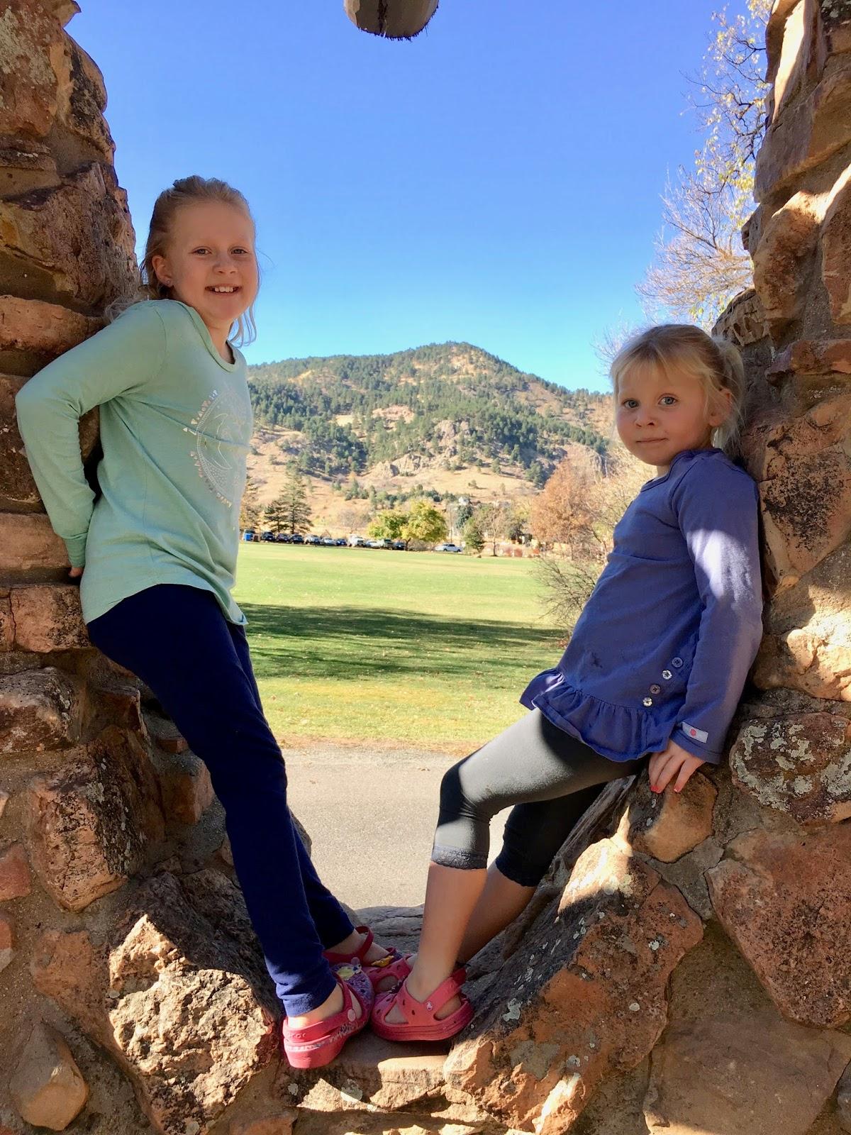 girls in Boulder
