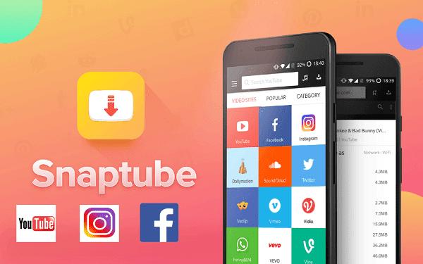 تحميل تطبيق Snaptube لتحميل الموسيقى والفيديوهات على الأندرويد