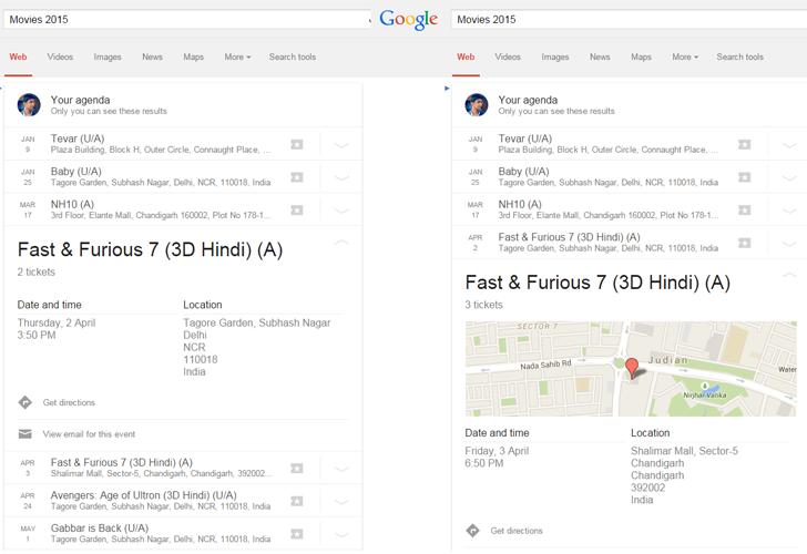 Google Tau Kita Pesan Tiket dan Menonton Di Bioskop Mana dan Kapan