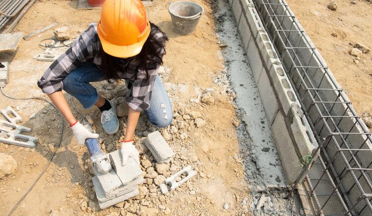 Construcción, crece la distribución de materiales pero cae el empleo formal