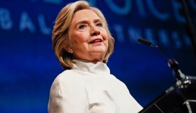 """""""Stop Killing #EndSARS Protesters"""" – Hillary Clinton Warns Buhari"""
