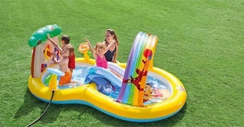 [Top 5] Bể bơi phao nào tốt an toàn nhất hiện nay cho trẻ em
