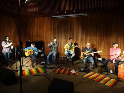 Septeto Xarop en Concierto (Fusión joropo-flamenco)