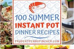 #100 #BEST #SUMMER #INSTANT #POT #RECIPES