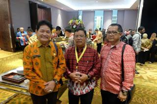 SEKADAU.COM (Jakarta) - Bupati Sekadau Rupinus, SH, M.Si  ikut menghadiri acara Musayawarah Perencanaan Pembangunan Nasional (Musrenbangnas) tahun 2017 yang dilaksanakan di ruang birawa, Hotel Bidakara jalan Gatot Subroto Kav.71,73 pancoran Jakarta Selatan, Rabu 26 April 2017