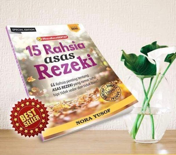 15 Rahsia Asas Rezeki