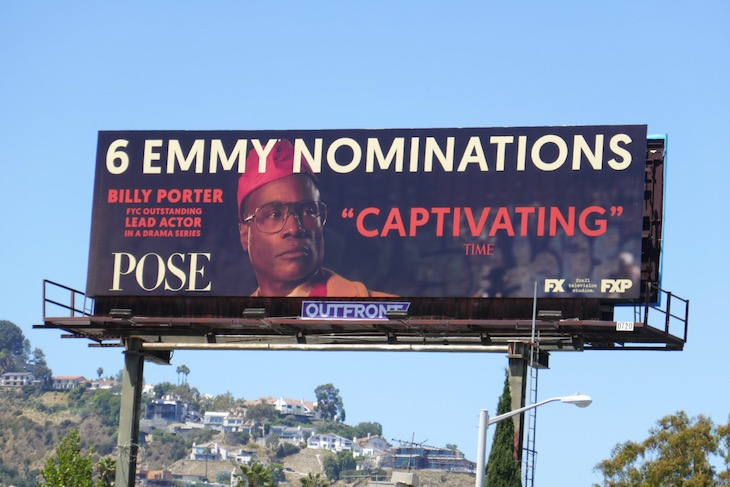 Pose 6 Emmy nominations billboard
