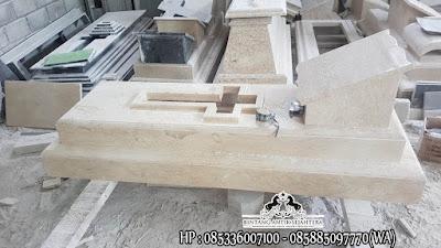 Gambar Makam Kristen Modern, Model Kuburan Minimalis, Makam Marmer Kristen