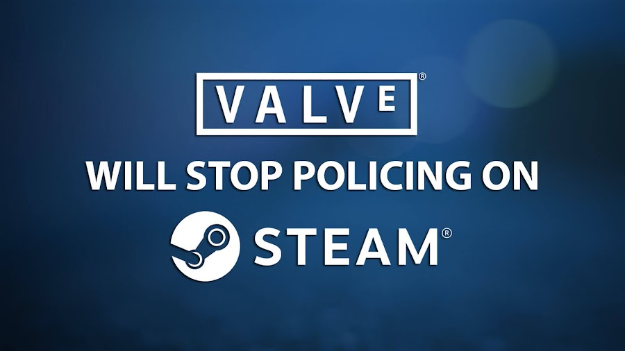 valve steam policing