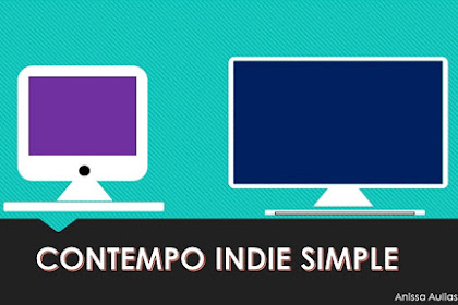 DOWNLOAD CONTEMPO 'INDIE' REDESAIN - UPDATED