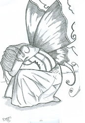 drawings easy pencil drawing simple cool sketches cartoon fairies draw sketch awesome amazing fairy sad angel