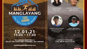 UNPAD Manglayang Trail Running 2021 digelar 27 Juni