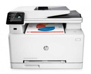 HP Color LaserJet Pro MFP M277 Télécharger Pilote