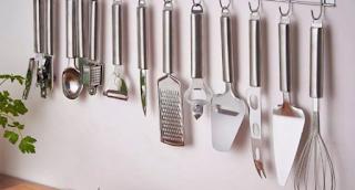 Dapur Lebih Indah dengan Tips Memilih Peralatan Dapur Berikut Ini
