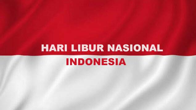 hari libur nasional indonesia