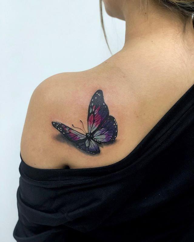 Mytattoolandcom Butterflies Collection