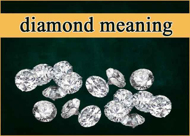 diamond-meaning