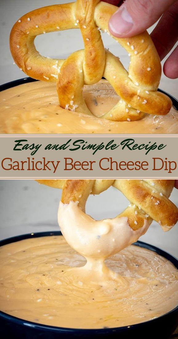 Garlicky Beer Cheese Dip #healthyfood #dietketo #breakfast #food