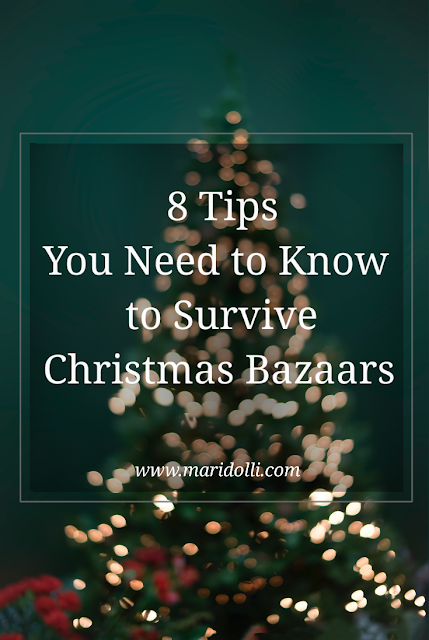 8 Tips You Need to Know to Survive Christmas Bazaars