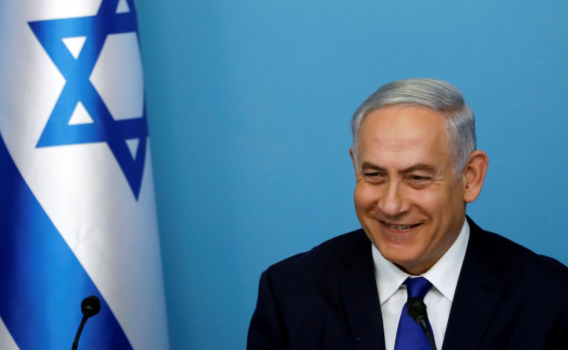 Popularity of Israel's Netanyahu rises as Iran tension flares