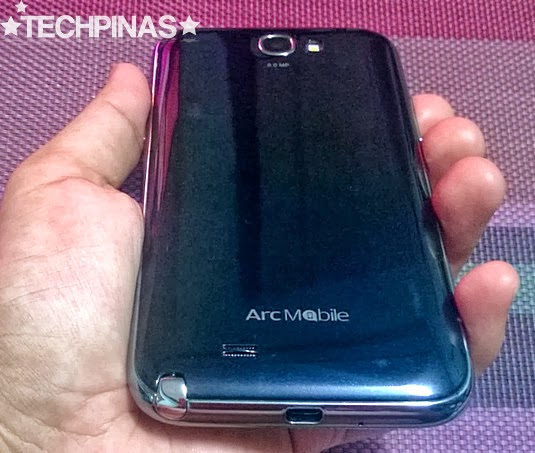Arc Mobile Memo, Arc Mobile Android Smartphone, Arc Mobile Phablet