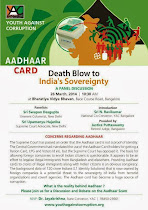 Aadhaar Card a Death Blow to Indias Sovereignty