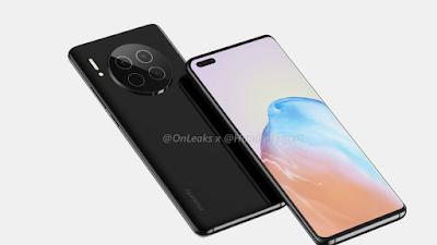 سلسلة هواتف هواوي Huawei Mate 40