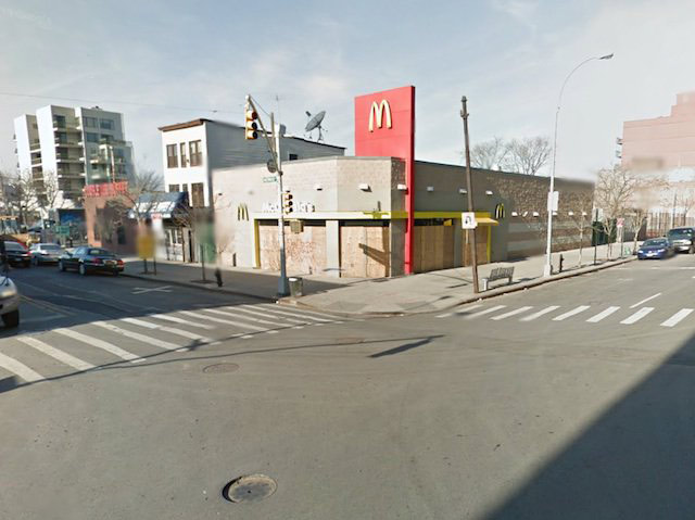 McDonald's at 1403 Mermaid Avenue, Brooklyn, NYC randommusings.filminspector.com