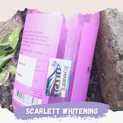 """""""No Bpom Scarlett"""""""