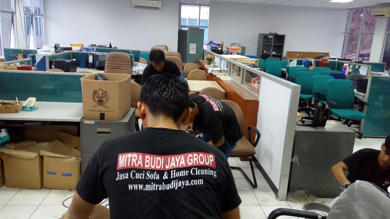 Jasa Cuci Karpet Kantor Kota Tangerang Selatan