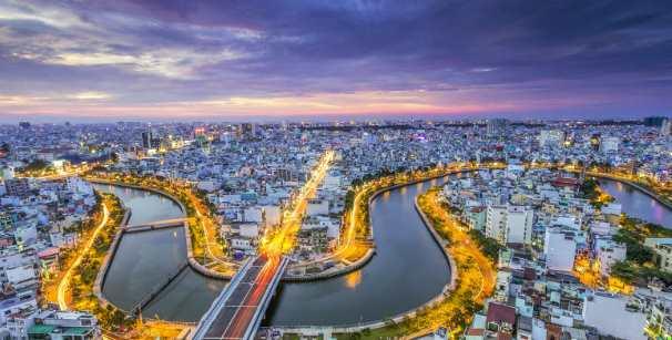 Tarikan Pelancong Di Ho Chi City