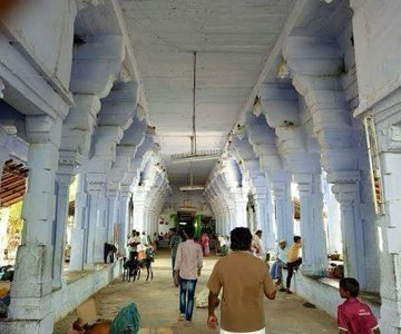 #TamilNadu Pottalpudur Dargah near Tenkasi, Who stole our Hindu temple, Now it become mosques