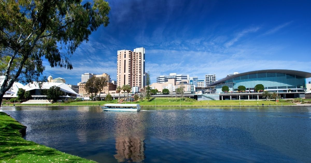 Top 10 Most Livable Cities In The World 2021 - Adelaide