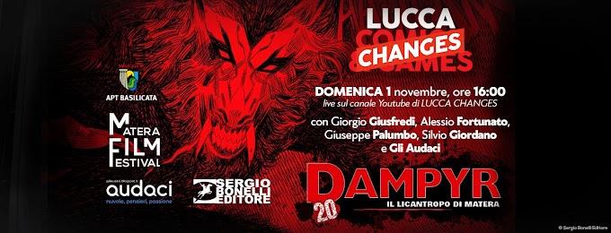 """Lucca Changes e Matera Film Festival 2020: la mostra """"Sassi, Nuvole e Lupi"""" chiude con un evento live sul canale Youtube"""