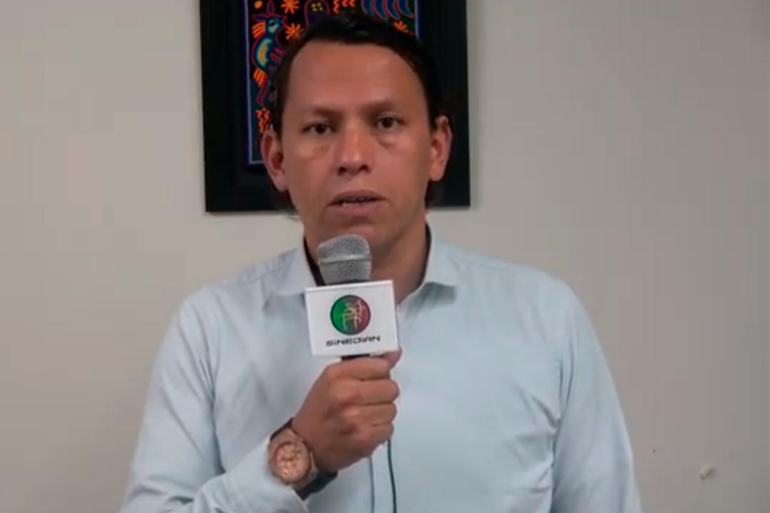 Sinedian invita a participar en el Paro Nacional del próximo 21 de noviembre