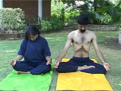 त्रिबंध प्राणायाम, yoga-in-hindi