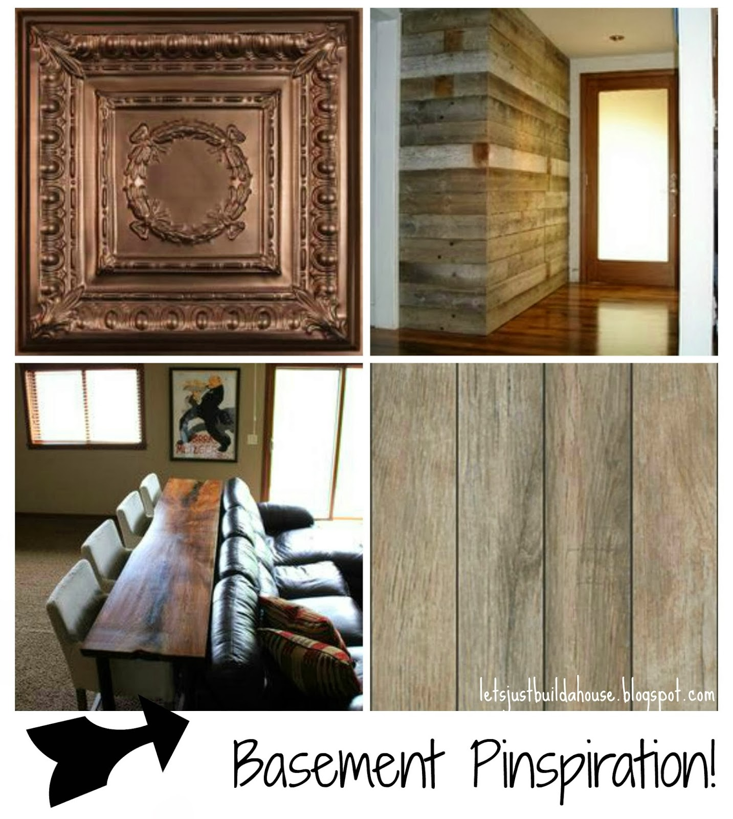 Let's Just Build A House!: Basement Finish And Why It's