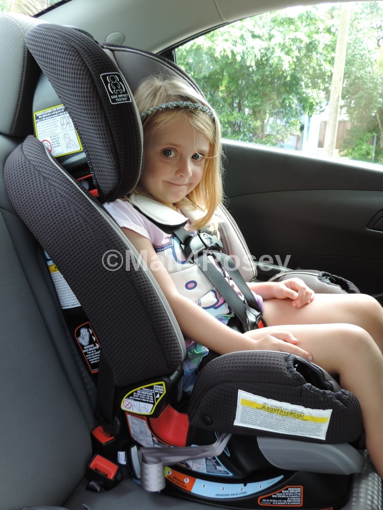 Mail4Rosey: The 4Ever Extend2Fit 4-in-1 by Graco is the Only Car ...