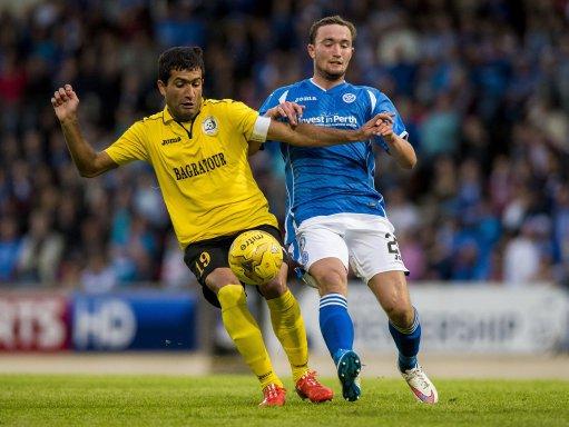 Nhận định St. Johnstone vs Ross County, 21h00 ngày 21/7 (Vòng bảng - Cúp Liên đoàn Scotland)