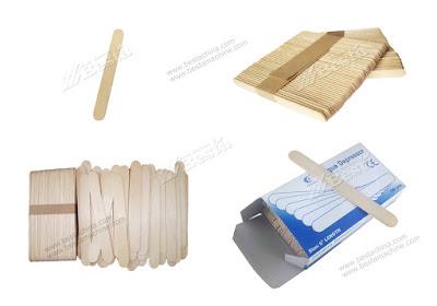BAMBOO PROCESSING MACHINE: Wooden Cutlery Making Machine