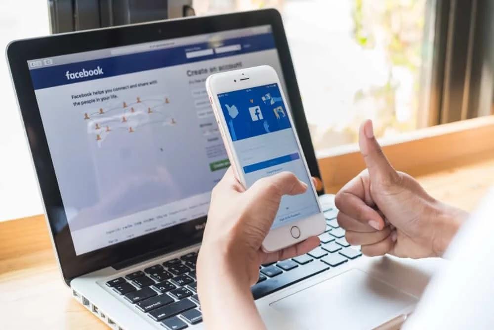 كيفية إنشاء حساب فيسبوك خطوة بخطوة