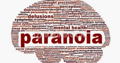 Datation paranoïa