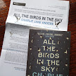 Mini Book Review - All the birds in the sky by Charlie Jane Anders